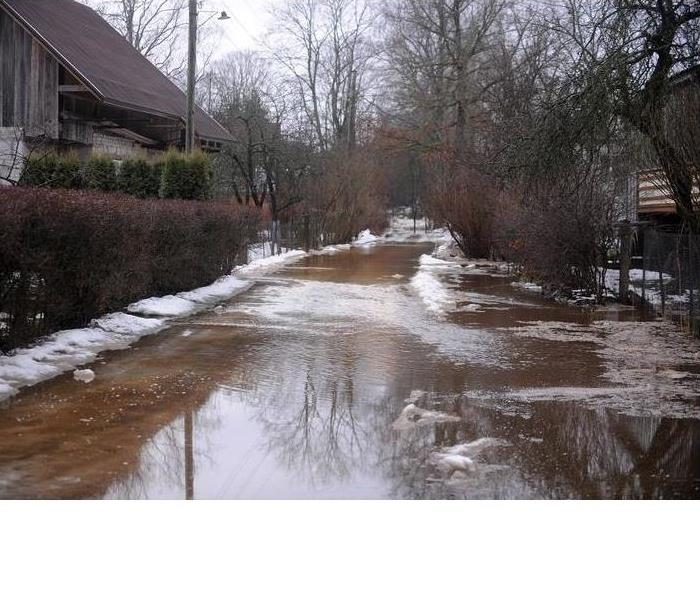 Storm Damage Water, Water All Around: Winter Flood Awareness