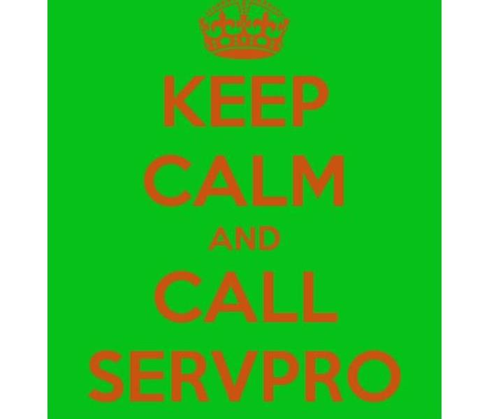 Why SERVPRO A Friend in Deed