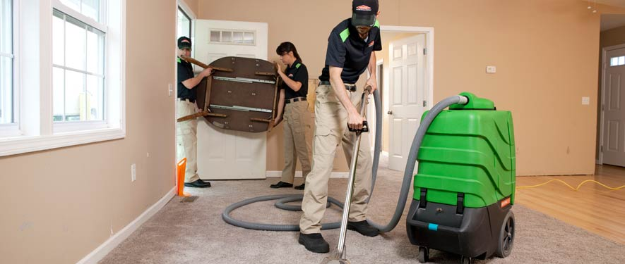 Evansville, WI residential restoration cleaning